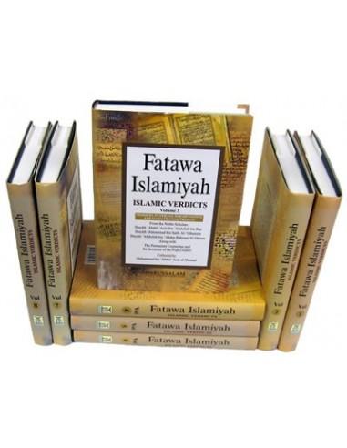 Fatawa Islamiyah, Islamic Verdicts (Eight Volumes)
