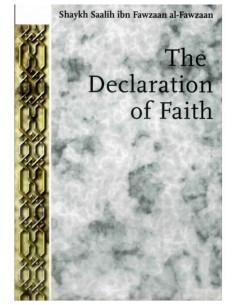 The Declaration of Faith