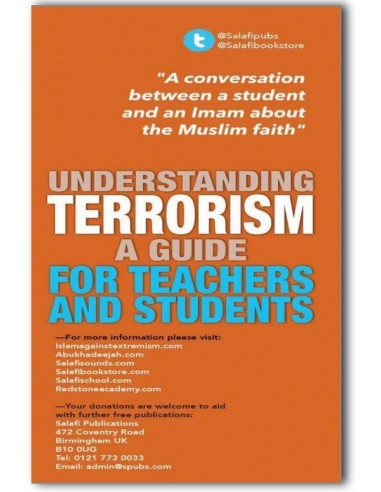 Understanding Terrorism - A Guide for Teachers & Students