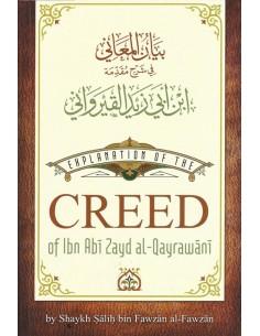 Explanation of the Creed of ibn Abī Zayd al-Qayrawānī - Shaykh Saalih al-Fawzaan