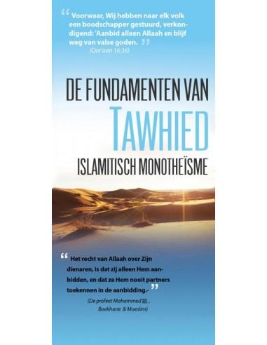 De fundamenten van Tawhied islamitisch monotheïsme
