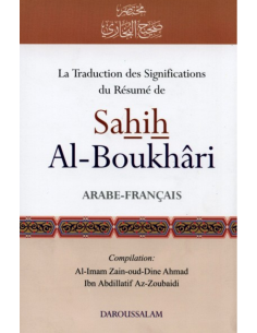 la traduction des significations du resume de sahih al boukhari