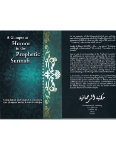 A Glimpse At The Humor In The Prophetic Sunnah