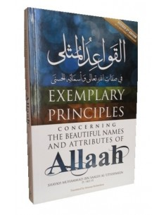 Exemplary Principles Concerning The Beautiful Names Of Allah