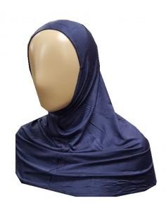 Kinder Hijab Katoen Stretch 1 Delig (10 Kleuren)