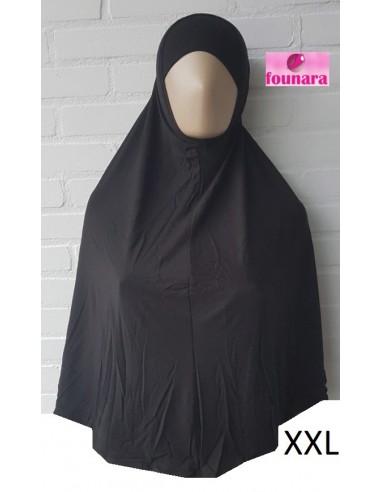 Founara Hijab Cotton Strech XXL ( Kleuren)