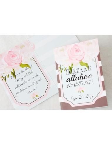 Djazaak Allahoe khayran(roos)