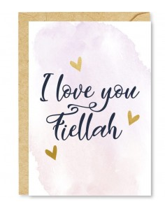 I love you Fillaah