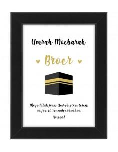 Umrah Moebarak Broer