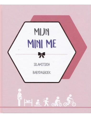 Mijn Mini Me - meisje | Islamitisch babydagboek