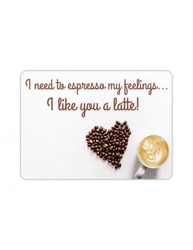 I Like You A Latte!