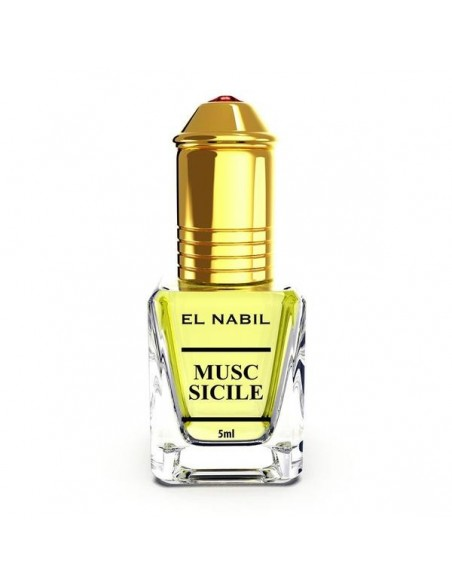 Musc Sicile 5 ml