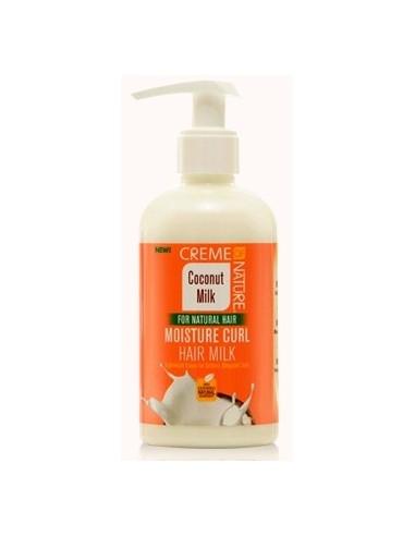 Moisture Curl Hair Milk