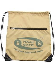 Hajj & Umrah schoen + gebedskleed tas