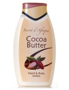 Secret d'Afrique Cocoa Butter Lotion