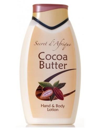 Secret d'Afrique Cocoa Butter Lotion
