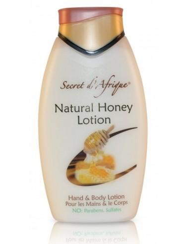 Secret d'Afrique Natural Honey Lotion