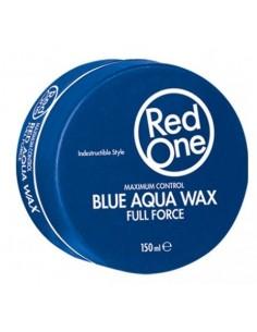 Red One Blue Aqua Wax Full Force 150 ml