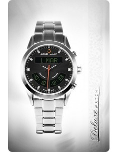 WA-10S Analog Watch Steel band (2 kleuren)