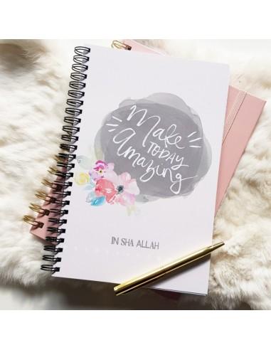 Make today amazing insha Allah...
