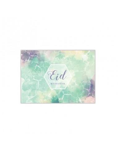 Placemats Eid watercolor(set van 6)