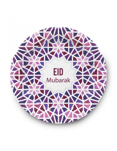 Borden Eid Mozaiek (6 stuks)