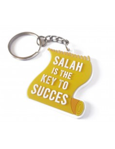 Salah is the key to succes...