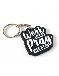 Work hard pray harder...
