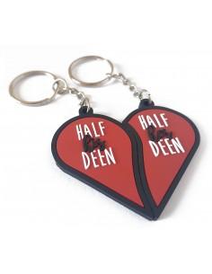 Half his & her deen...