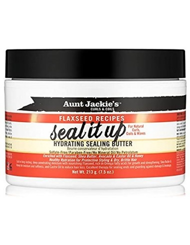 Aunt Jackies's seal it up