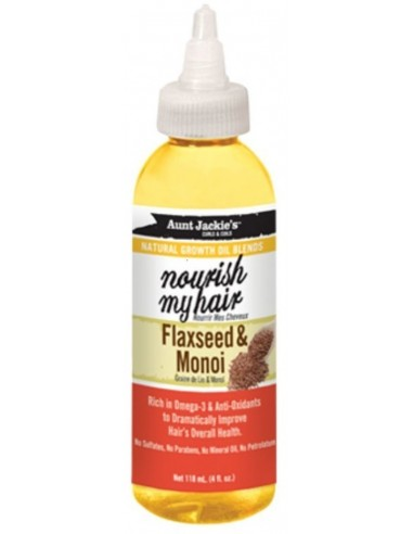 Aunt Jackie's Natural Growth Oil...