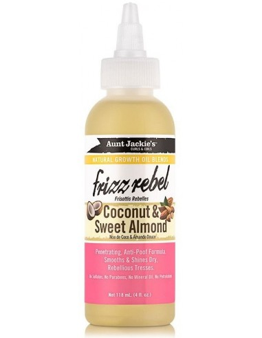 Aunt jackies natural growth oil...