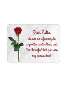 Dear Sister Roos