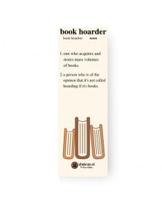 Boekenlegger – Book Hoarder