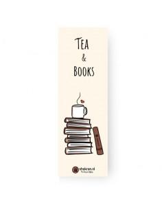 Boekenlegger – Tea & Books