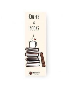 Boekenlegger – Coffee & Books
