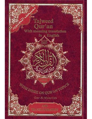 Tajweed Quran with English...