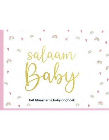 Salaam Baby (babydagboek) roze