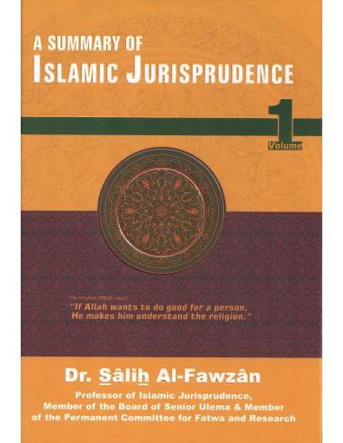 A Summary of Islamic Jurisprudence :...