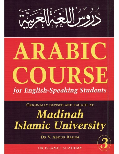 Arabic Course for English Speaking...