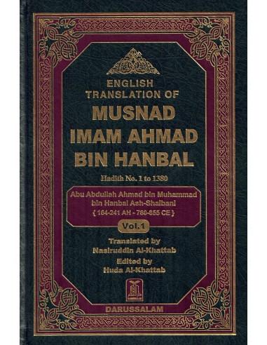 Musnad Imam Ahmad bin Hanbal 3.vol