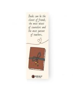 Boekenlegger – Books can be…