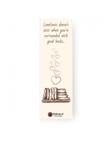 Boekenlegger – Loneliness