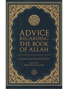 Advice Regarding The Book...