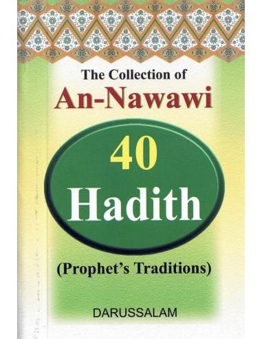 Collection of An-Nawawi's 40 Hadeeth...