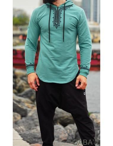 Qaba'il Entniz - Winter sweatshirt