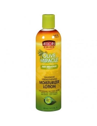 Olive miracle maximum strengthening...