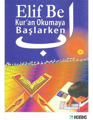 Elif be kur'an okumaya baslarken