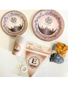 Eid Decoratie Set – Donker...