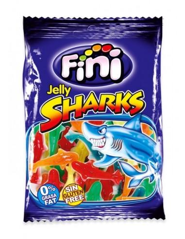 Jelly Sharks 75gr